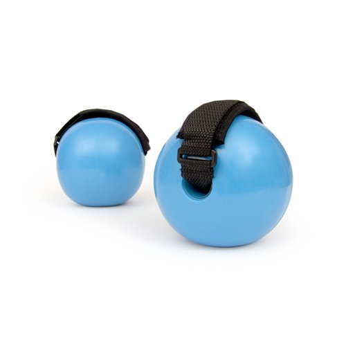 66fit Soft Weight Balls With Handles x 2 Pieces