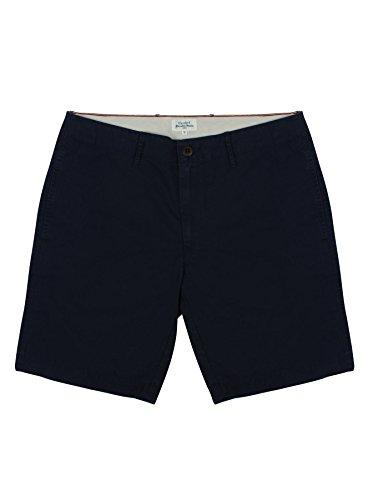 hartford-pantalon-corto-basico-para-hombre-azul-azul-34