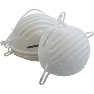 Am-Tech Nuisance Dust Mask Set (10 Pieces)