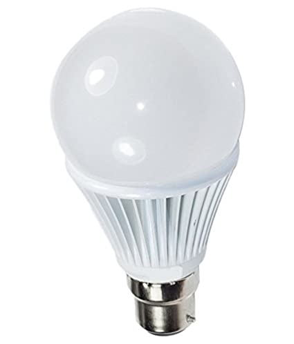 9W-White-LED-Bulb-(Pack-of-10)
