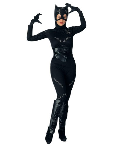 Catwoman Std Sz Adult Womens Costume