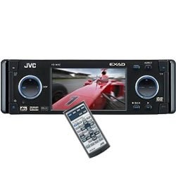See JVC KD-AVX2 DVD Player with 3.5-Inch Video Screen Details