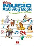 Disney Music Activity Book - An Introduction to Music