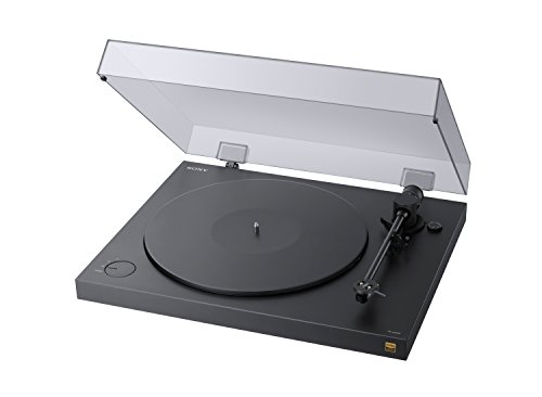 Sony PS-HX500 Hi Res USB Vinyl to Digital turntable (Certified Refurbished) (Sony Turntable Usb compare prices)