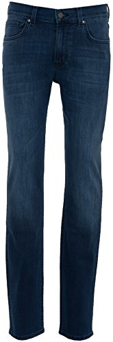 7 For All Mankind Herren Slimmy Luxe Perfomance Spring Blue