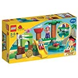 Game / Play LEGO 10513 Never Land Hideout Accessories Include A Gold Doubloon And Tiki And Flag Toy / Child /...