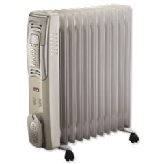 New. Bionaire Radiator Oil-filled Mobile with Digital Thermostat 3 Heat Settings 2500W Ref BOH2503D-IUK
