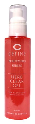 CEFINE Beauty Pro Herb Clear Gel 120ml / Peeling Gel