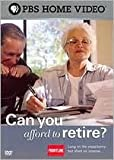 Can You Afford to Retire? ~ Frontline