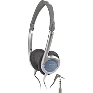 Philips HL150 Lightweight Stereo Headphones (Discontinued by Manufacturer)