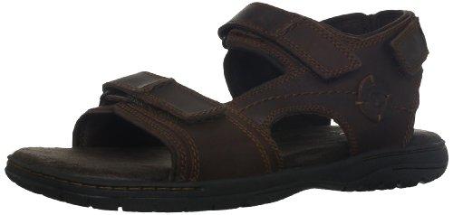 Mens Toe Loop Sandals front-903386