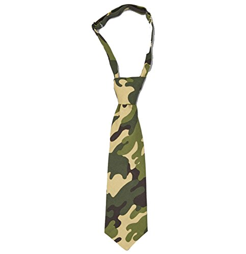 Tadpole and Lily Boys' Harris Necktie Small Camouflage (Small, Camouflage) (Camo Neck Ties compare prices)