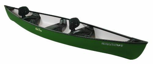 Canoeing: Old Town Saranac 160 XT Recreational Family Canoe with