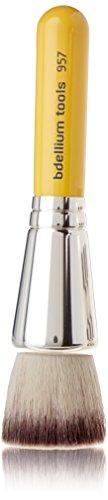 Bdellium Tools Professional Antibacterial Makeup Brush Travel Line - Precision Kabuki Airbrushed Effect 957
