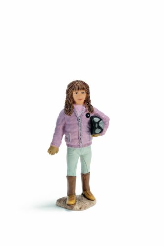 Schleich Rider with Jacket