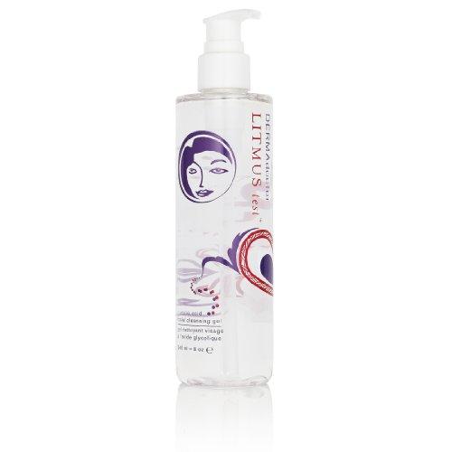 DERMAdoctor Litmus Test glycolic facial cleansing gel - 240 ml