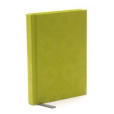 Christian Lacroix 'Absynthe' Fabric Notebook (B6)||RNWIT