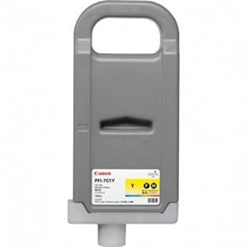 Canon 0903B001 Cartouche d'encre jaune pour Imageprograf IPF 8000/8000 S/8100/9000/9000 S/9100