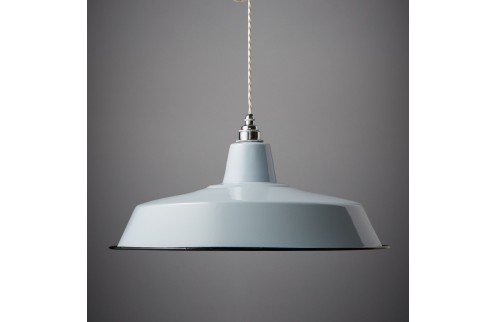 Nook London Nostalgia Lights Lampenschirm Classic, grey