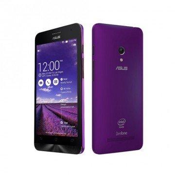 【SIMフリー】 ASUS エイスース Zenfone 5 A501CG 【dual デュアルSIM】 [並行輸入品] (16GB, パープル)