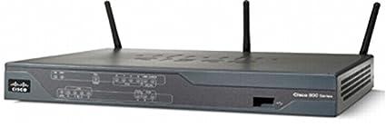 Cisco C887VA-W-A-K9 Routeur 150 Mbps Noir