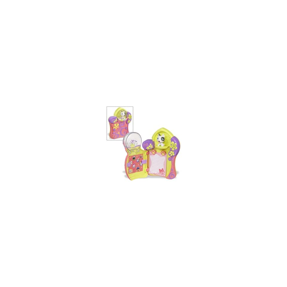Hasbro PRNT Littlest Pet Shop Paws Off Electronic Diary