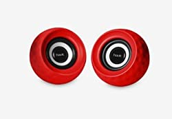 Punta Havit SK486 2.0 Speaker (Red)