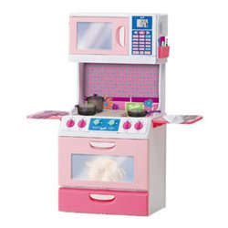 Barbie Cook With Me Smart Kitchen