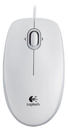 Logitech Mouse M110 (White)