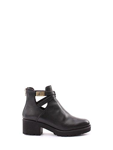 Samsonite (footwear) SFW102711 Tronchetto Donna Leather Black Black 41