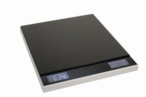 Balance de cuisine Désign 5kg / 5 kg précision 1g - électronique + horloge
