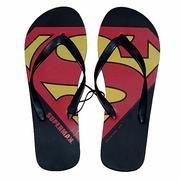 Superman Flip-Flops Medium (Mens 10/11) (Large (10/11))