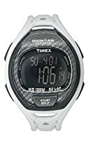 Timex Ironman Sleek 50-lap Full Black Dial Unisex watch #T5K339