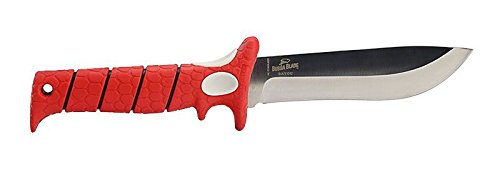 Bubba Blade 6in Bayou Knife & Sheath