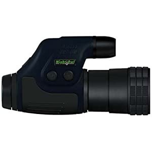 Night Owl Night Vision NONM3X-G 3x Monocular - Armored