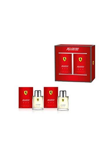Cofanetto Racing Red Eau de Toilette 75 ml + After Shave Lotion 75 ml