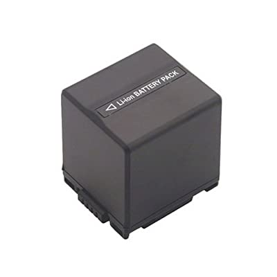 Hi-Capacity Camcorder Battery for: Panasonic PV-GS50