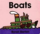 Boats Lap Edition (0061150177) by Barton, Byron