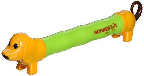 Hohner Kids HO378 Puppy Slide Flute/Whistle