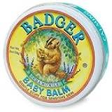 Badger Baby Balm, Chamomile - 2 oz