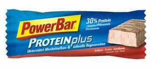 Powerbar Protein Plus 30% Riegel à 55g Orang -