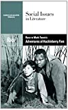 Race in Mark Twain's Adventures of Huckleberry Finn (Social Issues in Literature)