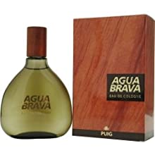 Agua Brava By Antonio Puig Edc Splash For Men 11.8 Oz