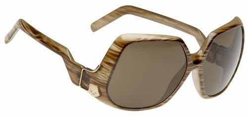 Spy Optic Corniche Sunglasses - Color: Bone Handmade Tort/ Bronze