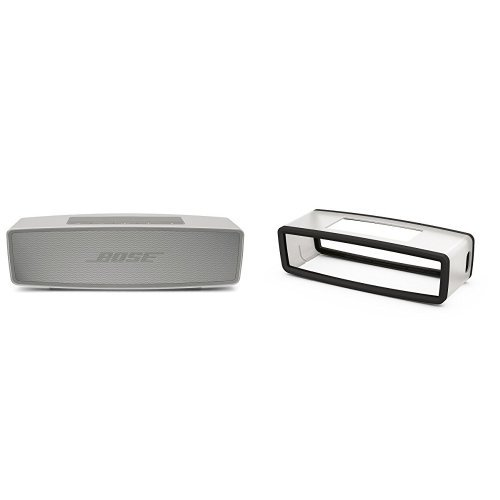 Bose ® SoundLink ® Mini Bluetooth Speaker II Pearl with Case – Carbon
