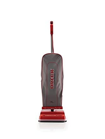 Oreck Commercial U2000RB-1 Commercial 8 Pound Upright Vacuum with Helping Hand Handle and EnduroLife V-Belt, 40' Power Cord