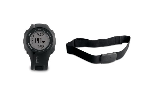 Garmin Forerunner 210 GPS Sportswatch with HRM strap