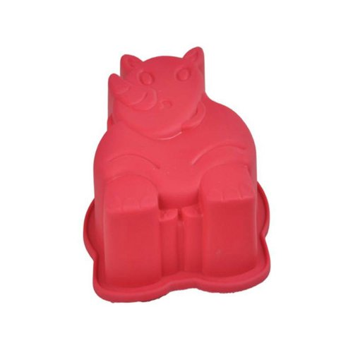Rhino Modeling Export Quality Mousse Cake Pudding Mold Silicone Mold Microwave Oven