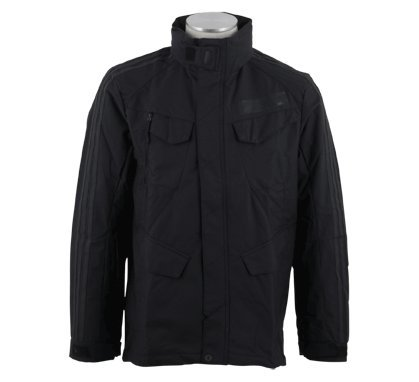 Adidas Cargo 3s Jacket mens hooded jackets outdoorjackets outerwear sportswear sports training leisure for men