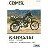 img - for Kawasaki KLR650, 1987-2007 3th (third) edition Text Only book / textbook / text book